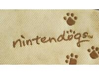 Nintendo dogs ds console
