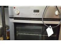 Built-in electric fan oven
