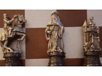 Danbury Mint Chess Set