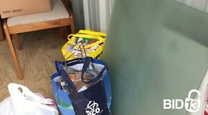 Furniture, Crates,  Bags & More For Sale