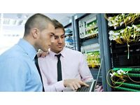 Train as a Cisco Network Engineer - CCENT, CCNA, CCNP