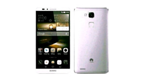 Huawei Mate 7 16GB Dual-SIM unlocked Huawei Mate 7 16GB works pe