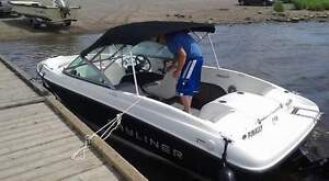 2011 bayliner bowrider,very low hours