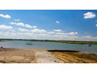 CHEAP FIRST CARAVAN, Steeple Bay, Maldon, Essex, Southminster, Southend, Kent
