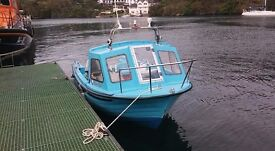 Boat for sale Seahog Alaska 500 with Mariner 75hp
