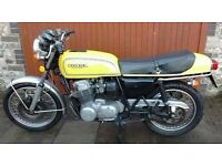 1976 HONDA CB750 SOHC F1 - VERY GOOD CONDITION - RUNNING/NON ACCIDENT
