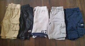 Boy shorts size 3