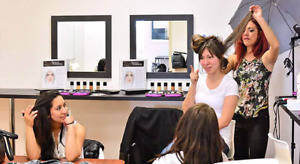Makeup and Hair Classes