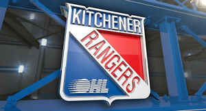 Kitchener Rangers VS Windsor on Tuesday Night in GREAT SEATS