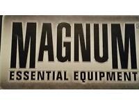 New magnum strider boots size 10