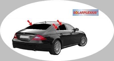 Auto-Sonnenschutz  Mercedes CLS  C 219  Scheibentönung Sichtschutz