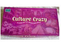 Culture Crazy board game