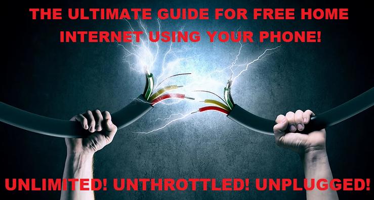 Unlimited Hotspot Data