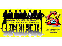 12 Hard Workers Urgently Required; £500 per week to start