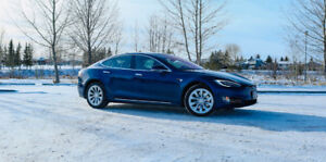 2017 Telsa Model S 100D FULLY LOADED! W/ ADVANCED AUTO  PILOT