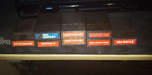 Intellivision System and games some with boxes London Ontario image 6