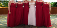Alfred Angelo bridesmaid dresses - 4 available