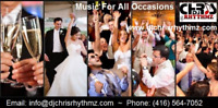 ►►► Professional Disc Jockey Services for All Occasions ◄◄◄