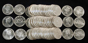 Looking to buy your Canadian coins and bank notes