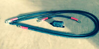 Welding cables - Can be used for Power Inverter for motorhome
