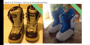 Boarding boots