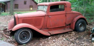 Wanted 32, 33, 34 plymouth coupe