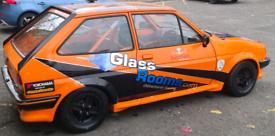 Fiesta xr2 track car Xr2 mk2 fiesta mk1 classic ford escort St st180