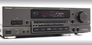 Technics SA-GX350 stereo receiver - Japan made