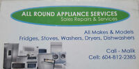 ALL ROUND APPLIANCES AND ELECTRIC Ltd