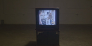 working Vintage CRT retro TV, with cable, rca, & Svideo inputs