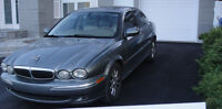 JAGUAR X-Type 2,5L. (4X4), 2003, Gris, Automatique, 185000 km