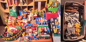GeoTrax engineer's dream collection