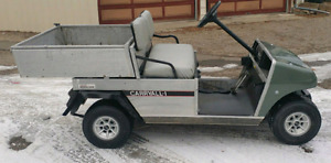 Club Car Carryall Gas Golf Cart