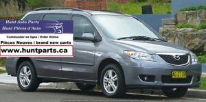I Mazda MPV 2004 2005 2006 e Parts Pièces k