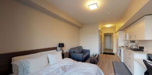 Veda Apex Studio Apartment Avaiable May 1 to Aug 31, 1 bed 1 bat