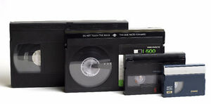 TRANSFER VHS & CAMCORDER VIDEO TAPES TO DVD AND DIGITAL MEDIA Edmonton Edmonton Area image 1