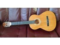 Vintage Spanish acoustic guitar