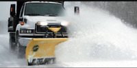 Snow plowing sanding snow removal subcontractor