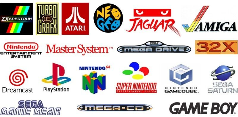 Just some of the awesomeness that is Retro Gaming.