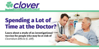 Spending a lot of time at the doctor?