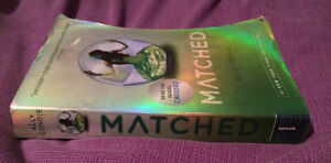 Matched Book Series for Sale by: Ally Condie Windsor Region Ontario image 3