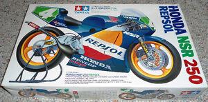 Tamiya 1/12 Honda NSR 250 Repsol
