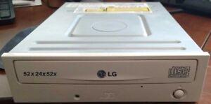 LG CD - WR drive
