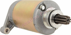New DENSO Starter for HYOSUNG GA 125 Cruiser,RT 125 SMU0137
