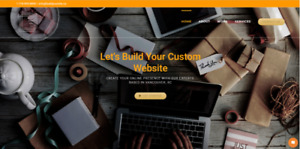 Professional Website Design and Build Service