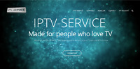 TELEVISION – IPTV SERVICE - ROKU, MAG, ANDROID, AVOV, DUNE...