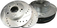 Chevrolet Chevy Brakes: OE, Slotted, Cross Drilled Rotors & Pads