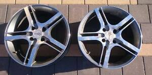 17 inch Rims. 2 only Malaga Swan Area Preview