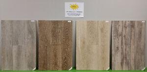 Vinyl Plank Flooring - Click Installation - SALE $3.49/SqFt