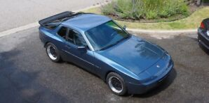 1990 Porsche 944 S2,  5 SPD, 107,200km, Excellent Condition